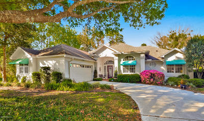 Green Cove Springs Single Family Home For Sale: 1712 Muirfield Dr