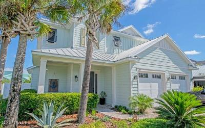 Ponte Vedra Beach FL Single Family Home For Sale: $875,000
