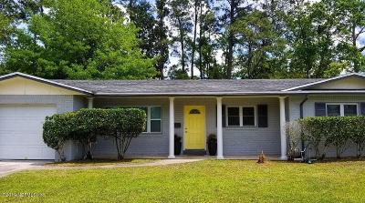 Duval County Single Family Home For Sale: 7903 Old Kings Rd S