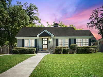 Jacksonville Single Family Home For Sale: 1405 Pinetree Rd