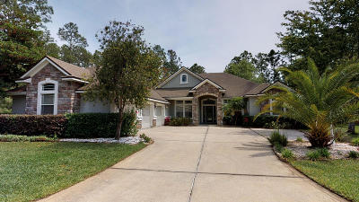 St. Johns County Single Family Home For Sale: 265 Worthington Pkwy