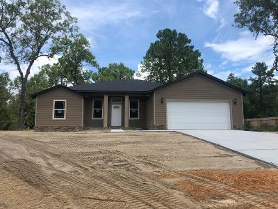 Keystone Heights Single Family Home For Sale: 507 SE 44th St