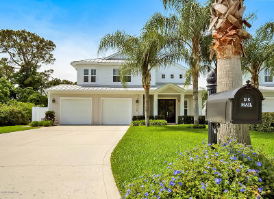 Jacksonville Beach Single Family Home For Sale: 4158 Ponce De Leon Blvd