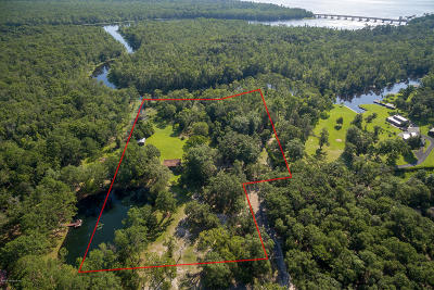 Green Cove Springs Single Family Home For Sale: 1520 Peters Creek Rd