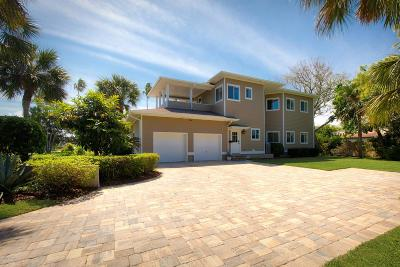 Davis Shores Single Family Home For Sale: 320 Oglethorpe Blvd