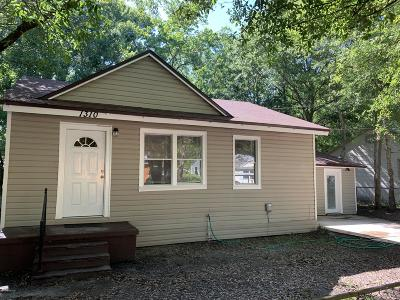 Single Family Home For Sale: 1310 Dena St