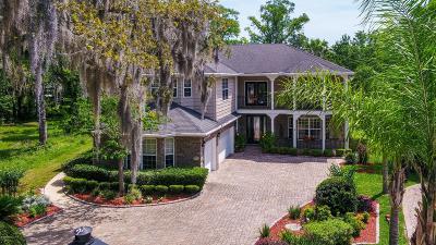 Jacksonville Single Family Home For Sale: 8873 Shining Oak Ct