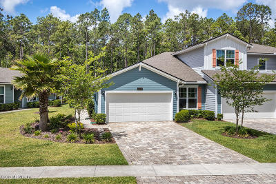 Coastal Oaks, Coastal Oaks At Nocatee, Kelly Pointe, Nocatee, Del Webb Ponte Vedra, The Palms, Addison Park, Twenty Mile Village, Siena, Lakeside, Greenleaf Lakes, Greenleaf Village, The Pointe, Villas At Nocatee, Austin Park, Willowcove, Tidewater Townhouse For Sale: 656 Coconut Palm Pkwy