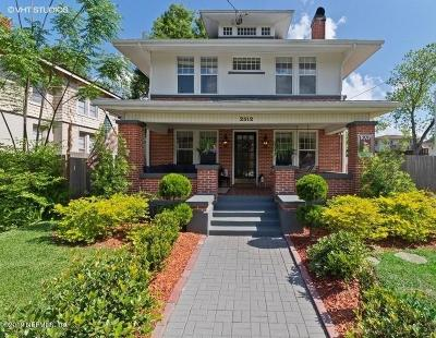 Single Family Home For Sale: 2312 College St