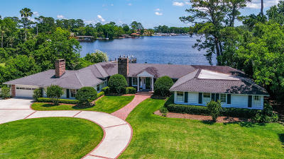 Single Family Home For Sale: 5015 Pirates Cove Rd