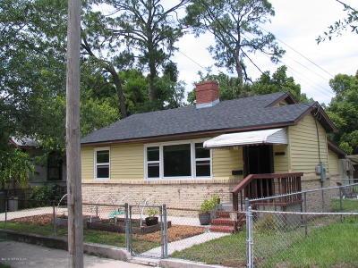 Single Family Home For Sale: 2647 Myra St