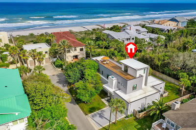 Atlantic Beach FL Single Family Home For Sale: $3,200,000