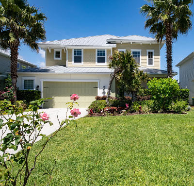 Jacksonville Beach Single Family Home For Sale: 4126 Ponce De Leon Blvd