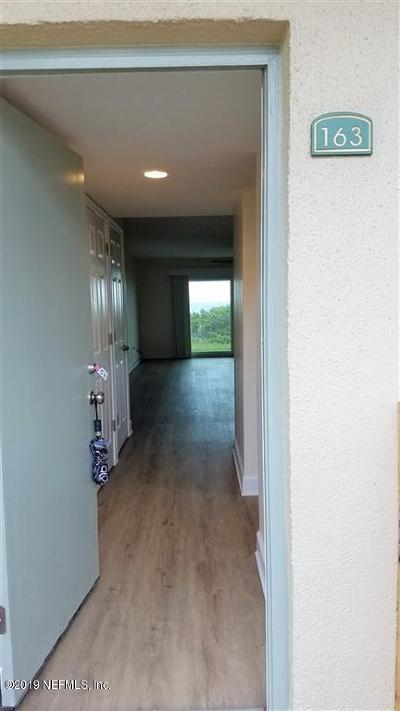 St Augustine Condo For Sale: 8550 A1a S #163