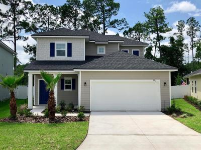 Fleming Island Single Family Home For Sale: 2148 Eagle Talon Cir