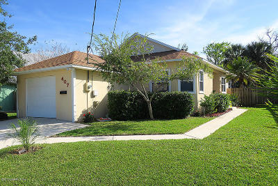 Davis Shores Single Family Home For Sale: 407 Arricola Ave