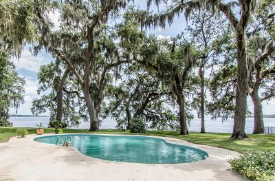 Orange Park, Fleming Island Single Family Home For Sale: 2723 Holly Point Rd E