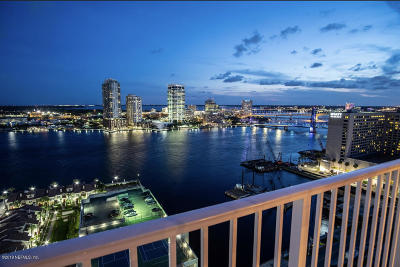 Condo For Sale: 400 E Bay St #910