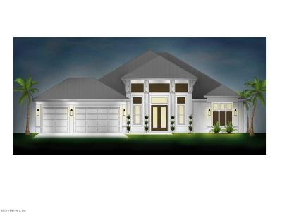 Jacksonville Single Family Home For Sale: 3317 Silver Palm Dr