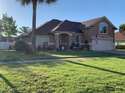 Fernandina Beach Single Family Home For Sale: 23905 Flora Parke Blvd