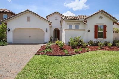 Jacksonville Single Family Home For Sale: 3054 Danube Ct
