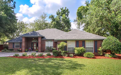 St Johns Single Family Home For Sale: 1460 Tama-Ran Pl