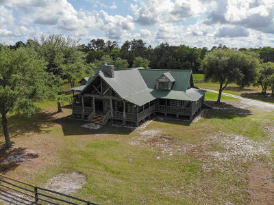 St Augustine Single Family Home For Sale: 395 St Marks Pond Blvd