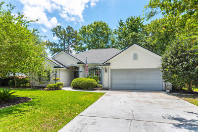 Orange Park Single Family Home For Sale: 2571 Brockview Pointe Point