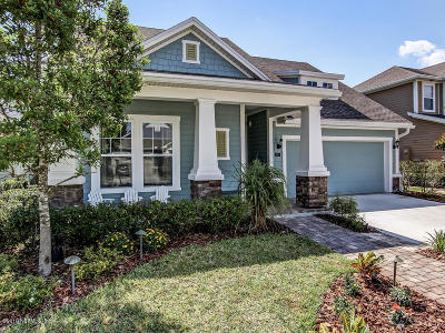 Ponte Vedra Single Family Home For Sale: 262 Palm Breeze Dr