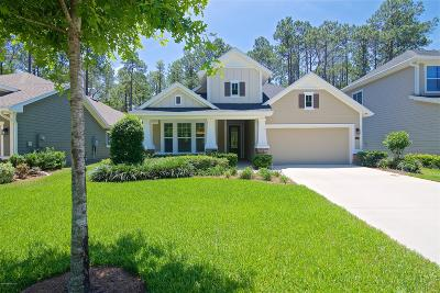 Ponte Vedra Single Family Home For Sale: 174 Beartooth Trl