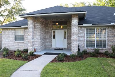 Jacksonville Single Family Home For Sale: 11940 Laura Rose Ct