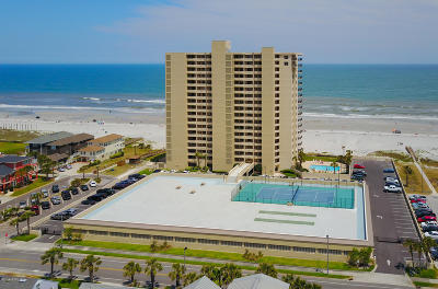 Jacksonville Beach Condo For Sale: 1901 1st St N #1704
