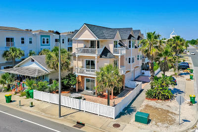 Jacksonville Beach Townhouse For Sale: 108 8th Ave N #A