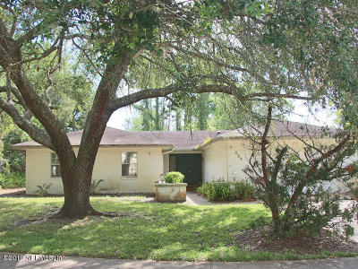St Augustine Shores Single Family Home For Sale: 364 Graciela Cir