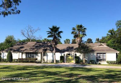 Jacksonville Single Family Home For Sale: 8166 Hollyridge Rd