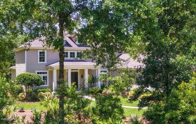 Fernandina Beach Single Family Home For Sale: 96233 Brady Point Rd