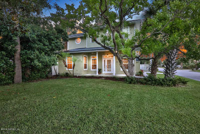 Jacksonville Beach Single Family Home For Sale: 401 10th Ave S