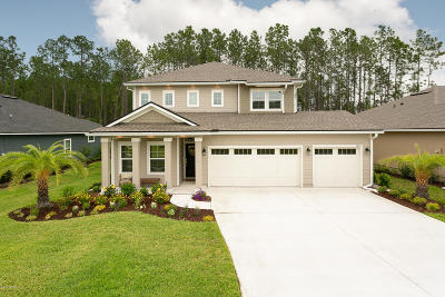 Fleming Island Single Family Home For Sale: 1814 Adler Nest Ln