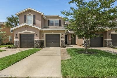 St. Johns County Townhouse For Sale: 336 Volterra Pl