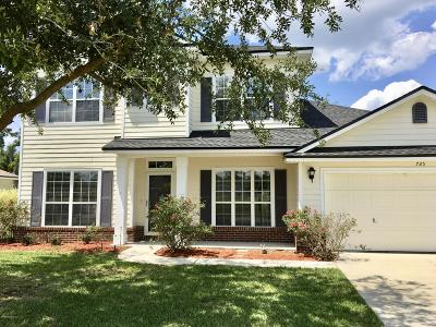 Macclenny Single Family Home For Sale: 725 Liberty Cir