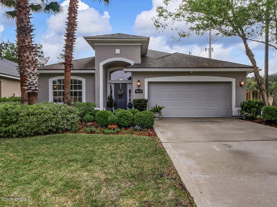 Fernandina Beach Single Family Home For Sale: 96233 Long Beach Dr