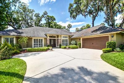 Ponte Vedra Beach Single Family Home For Sale: 3027 Cypress Creek Dr E