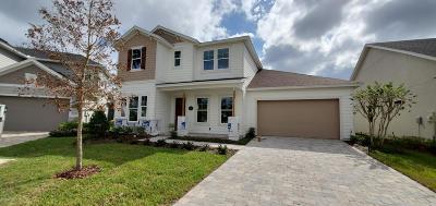 Jacksonville Single Family Home For Sale: 8699 Mabel Dr
