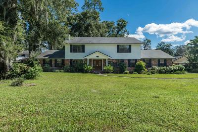 Orange Park Single Family Home For Sale: 2915 Shoreward Ave