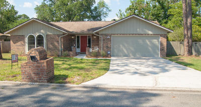 Orange Park Single Family Home For Sale: 2440 Ridgecrest Ave