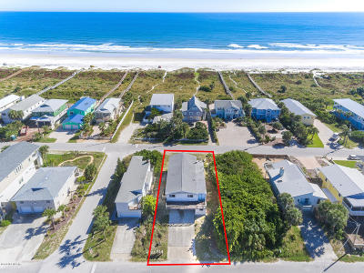 St Augustine Single Family Home For Sale: 5513 Atlantic View