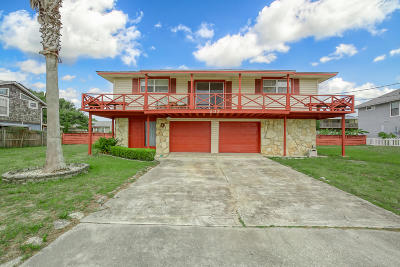 Fernandina Beach Single Family Home For Sale: 837 Tarpon Ave