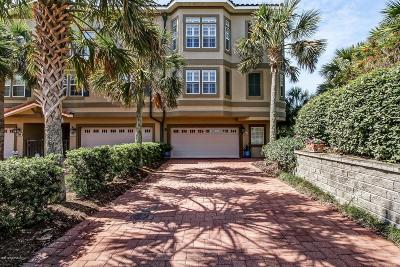 Fernandina Beach Townhouse For Sale: 95016 Sandpiper Loop