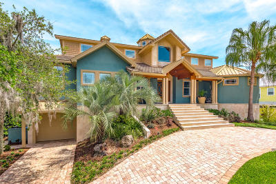 Ponte Vedra Single Family Home For Sale: 404 N Harbor Lights Dr
