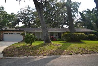 Orange Park Single Family Home For Sale: 2818 Cedarcrest Dr